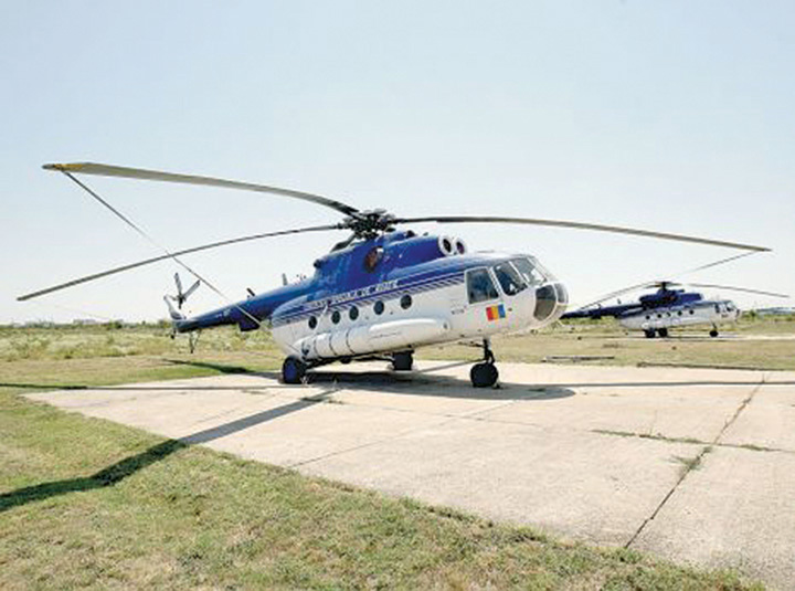 """elicopter greyu Raed mai rupe o """"halca"""" din MAI!"""