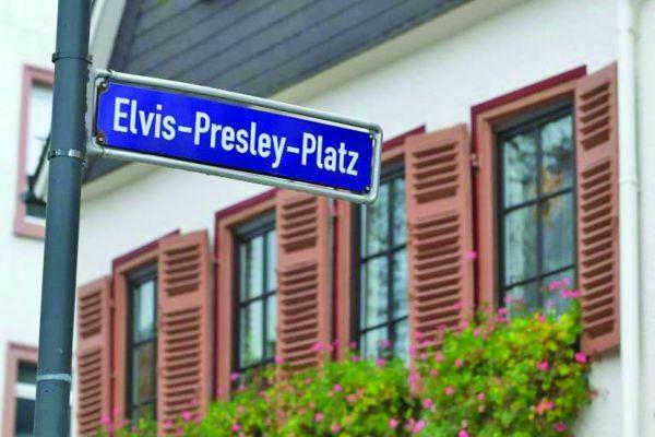 elvis 1 Semafoare Elvis Presley in Germania