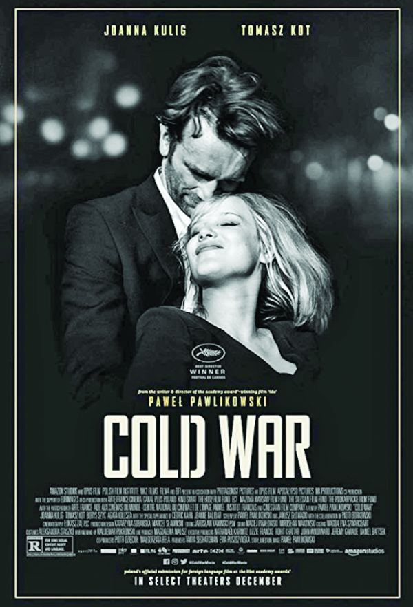 film Cold War, cel mai bun film european