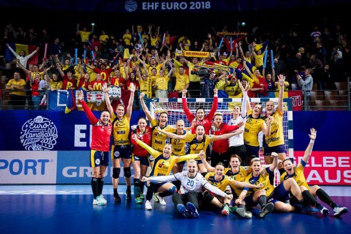 handbal 720x480 Handbal feminin. Romania, victorioasa dupa un meci spectaculos contra Norvegiei