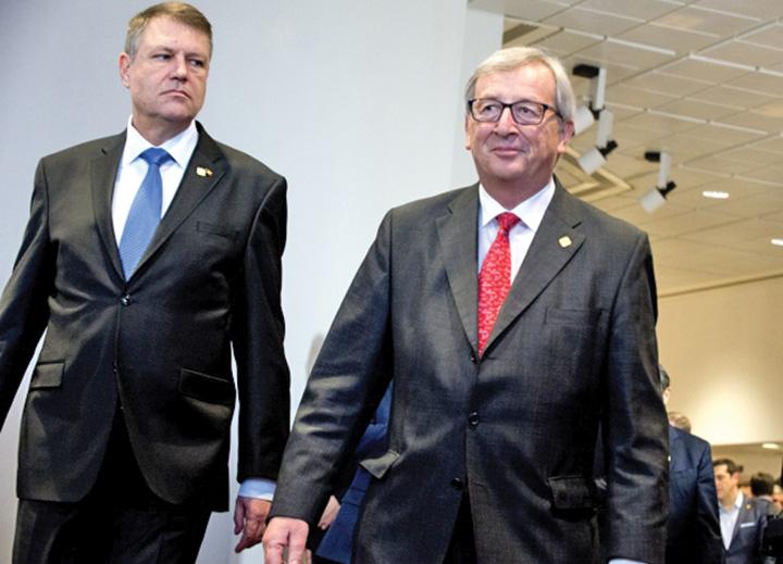 iohhanis junker Europa ii da in cap lui Iohannis cu Guvernul PSD!
