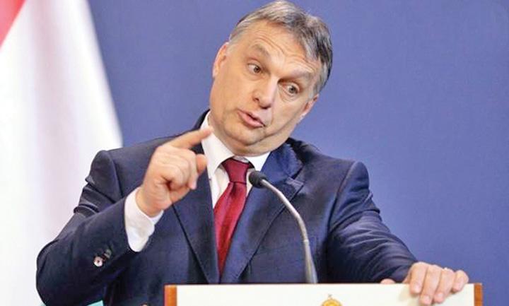 medalion orban Ungurii sar la gatul lui Orban