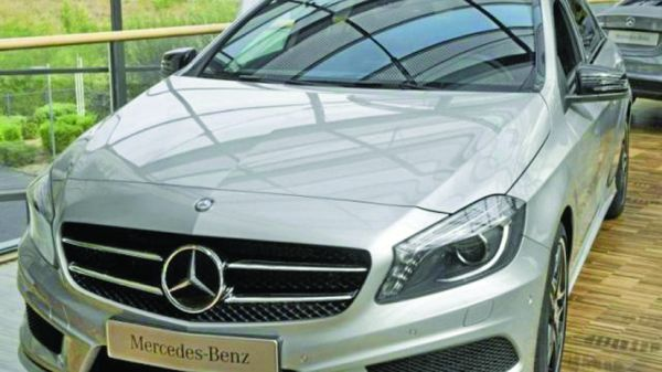 mercedes Unele Mercedes sunt Renault