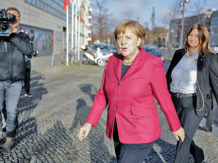 merkel Vot istoric pentru viitorul lui Merkel