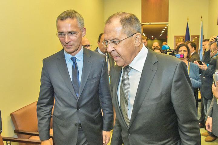 nato Relatiile NATO Rusia la sfarsit de an