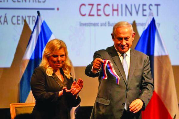 netanyahu Politia recomanda inculparea lui Netanyahu pentru coruptie
