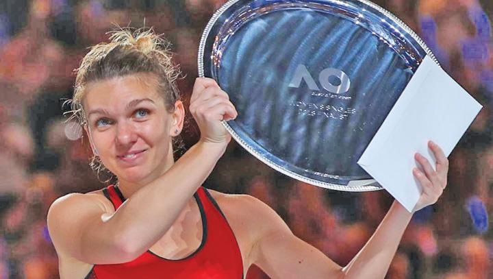romance Sase romance pentru Australian Open