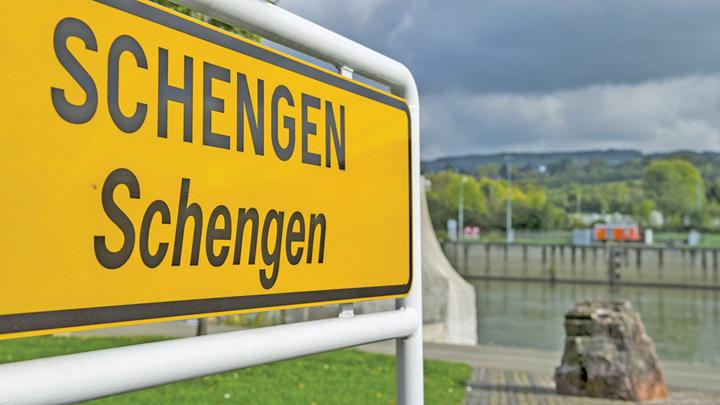 schengen Parlamentul European cere Schengen pentru Romania si Bulgaria