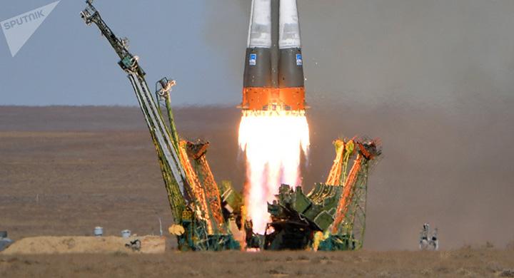 soyuz Nou zbor uman catre ISS