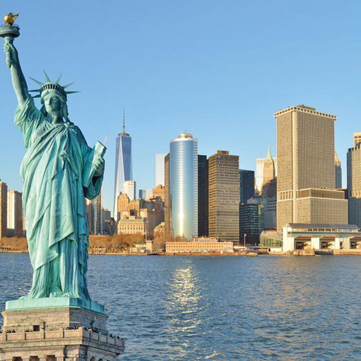 statui New York n are decat cinci statui femei