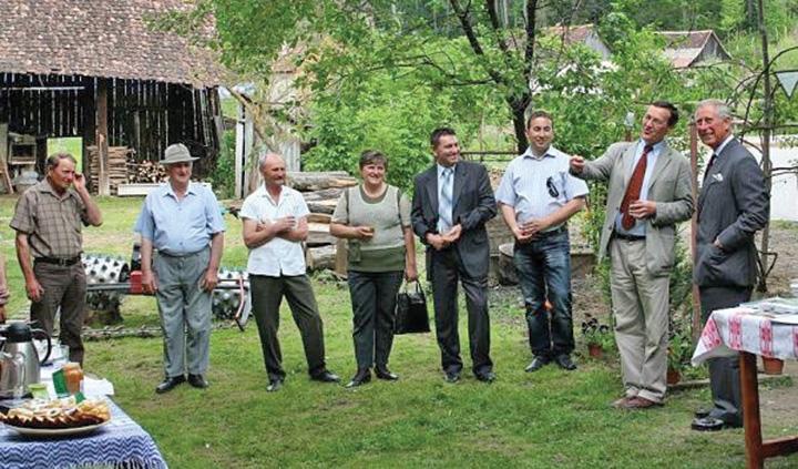 turisti Turistii britanici dau navala in Romania