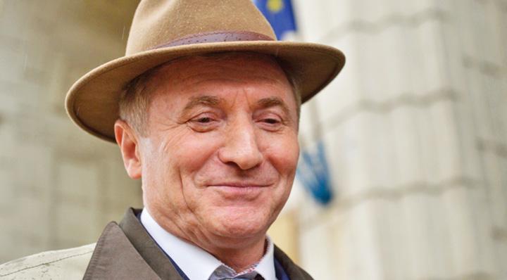Augustin Lazăr Gusti Lazar, acest  Pinocchio al Justitiei