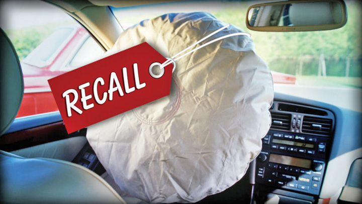 airbag Toyota, airbag uri ucigase