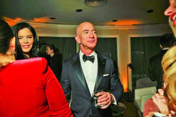 bunaciune 2 Ea e bunaciunea lui Jeff Bezos