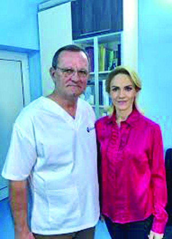 firea Primarul Capitalei le mulţumeşte medicilor