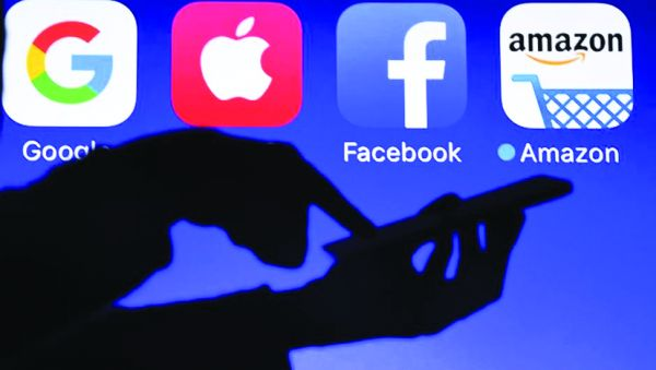 franta Franta va taxa gigantii digitali
