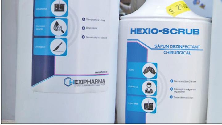 """hexi Procesul Hexi Pharma, la final: """"Totul este un scenariu"""""""