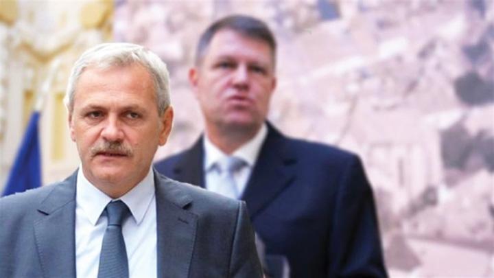 iohannis dragnea suspendare Iohannis si PSD, consecventi in NIMIC