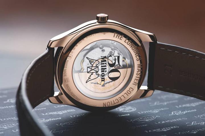 longines1 Longines a ajuns la 50 de milioane de ceasuri