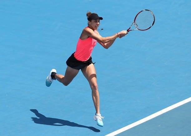 mihaela Buzarnescu a pierdut la Melbourne, in fata lui Venus Williams