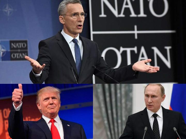 "nato 1 Cinci ""gogosi"" rusesti, demontate de NATO"