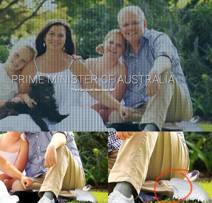 picioare 2 Premierul cu doua picioare stangi
