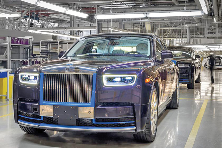 rolls mare Rolls Royce, skanderberg cu Brexit