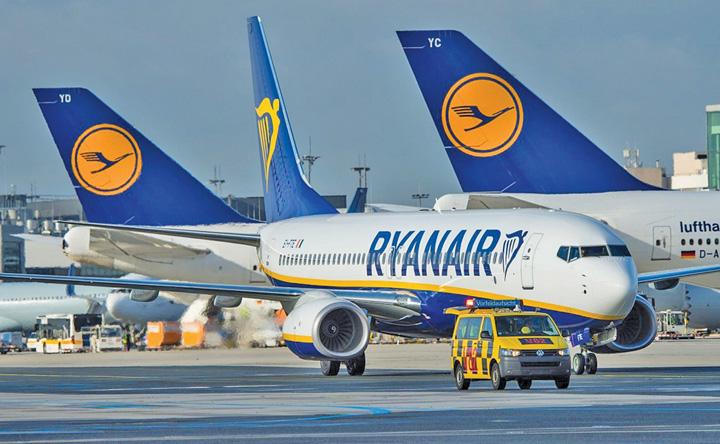 ryanair Ryanair, cea mai proasta companie aeriana