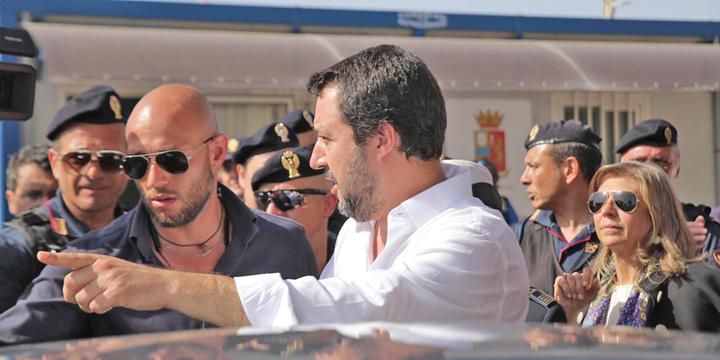 salvini Italia, retrogradata in clasamentul democratiilor