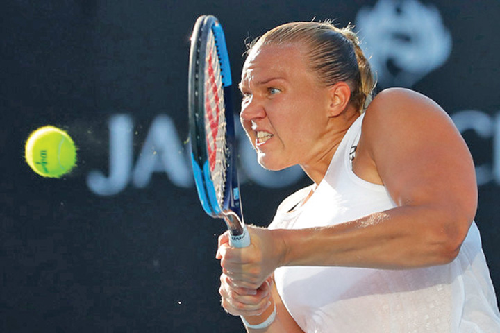 simona 2 Halep, duel de foc la Australian Open