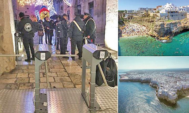 taxe oras Orasul care si a taxat vizitatorii de Sarbatori