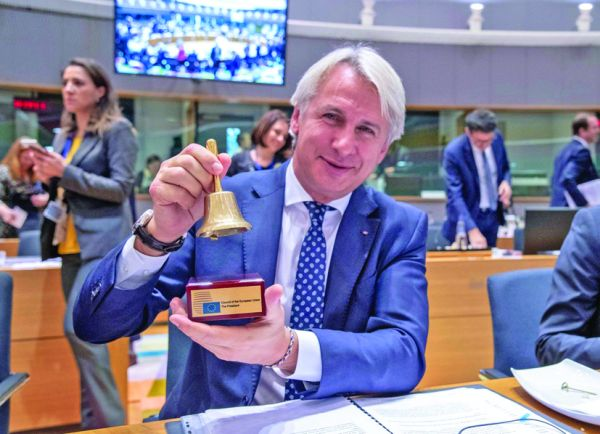 teodorovici Prima isprava a Romaniei la Consiliul UE