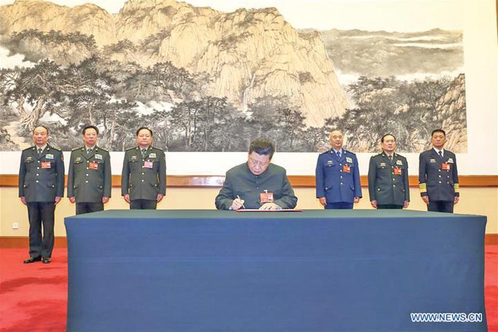 xi jinping Xi Jinping: Armata sa fie pregatita de lupta
