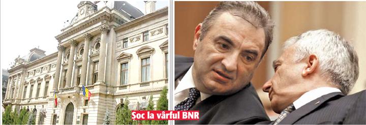 02 03 12 Postul lui Isarescu, dat lui Florin  Georgescu!