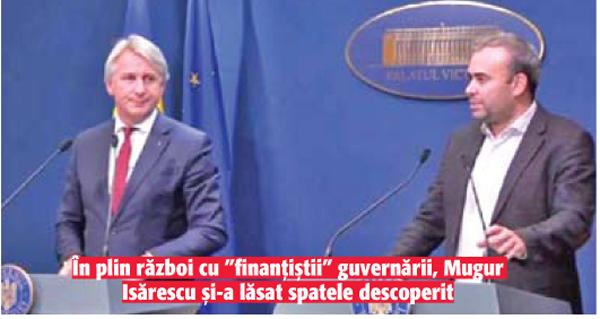 """02 0aaaaa3 Isarescu, """"inima zburdalnica"""" in Elvetia!"""