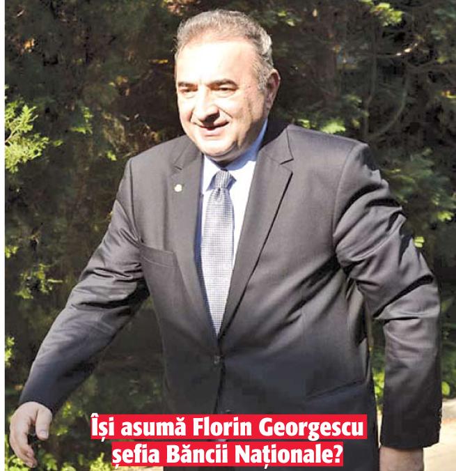 02 aaaaa03 Postul lui Isarescu, dat lui Florin  Georgescu!