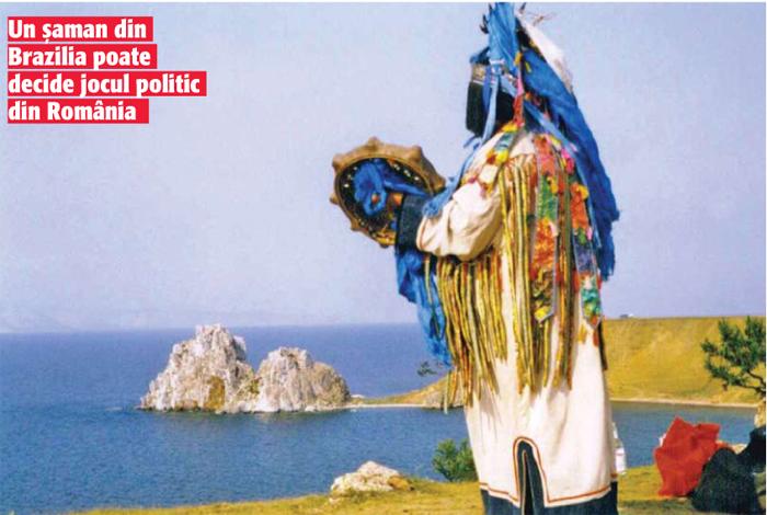 02 adad03 Ponta, trimis de Maior la samanul lui Gelu Oltean, in Brazilia!