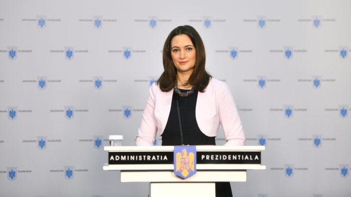 big declaratie de presa   purtator de cuvant 20 feb 2019 720x405 Critici pe tema bugetului, de la Cotroceni: nu este destinat dezvoltarii Romaniei, ci bunastarii PSD