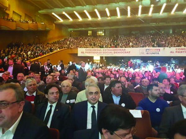 congres psd ministri Dragnea apasa butonul de panica!