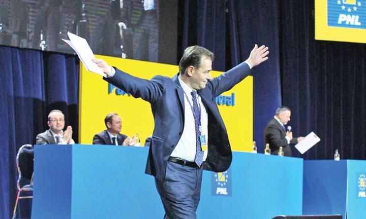 ludovic orban.6ul2hd5gtw 2 1000x600 Orban vrea si el la nunta progresisto globalista