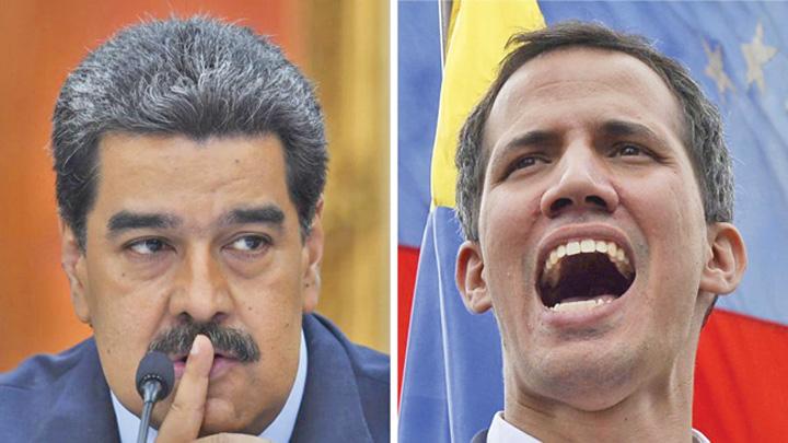 maduro 6 Maduro blocheaza ajutoarele umanitare pentru Venezuela