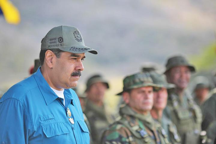 maduro bun 1 Maduro ameninta cu un razboi civil