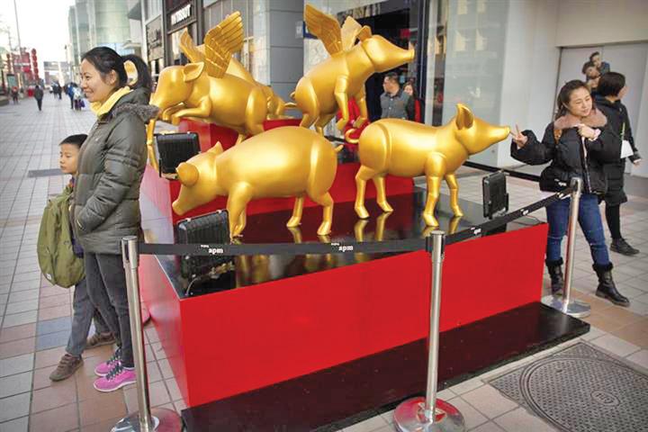 porc 1 Anul Porcului – inselatorii si declin economic