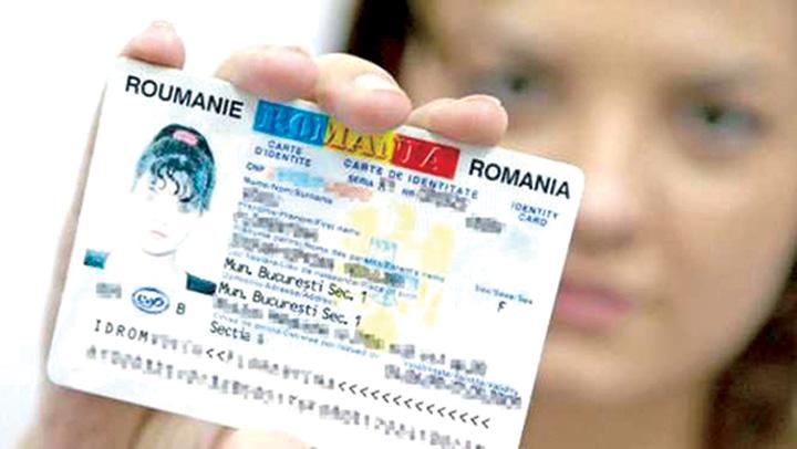 schimbari carti de identitate Se schimba cartea de identitate. Amprentele, pe buletin