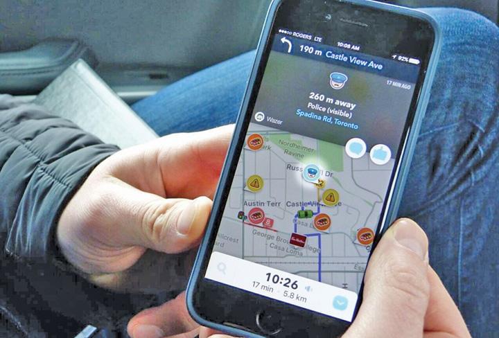 waze app google maps Waze nu mai permite raportarea filtrelor de politie