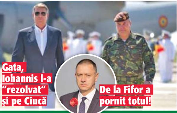 02 0aaa3 4 Generalul Ciuca, decapat de Iohannis!