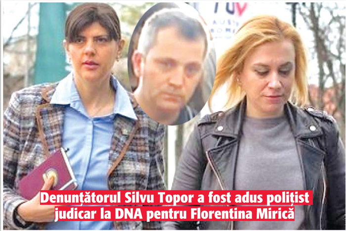 "02 a03 ""Operatiunea Topor"": Sefii MAI, sclavii DNA!"