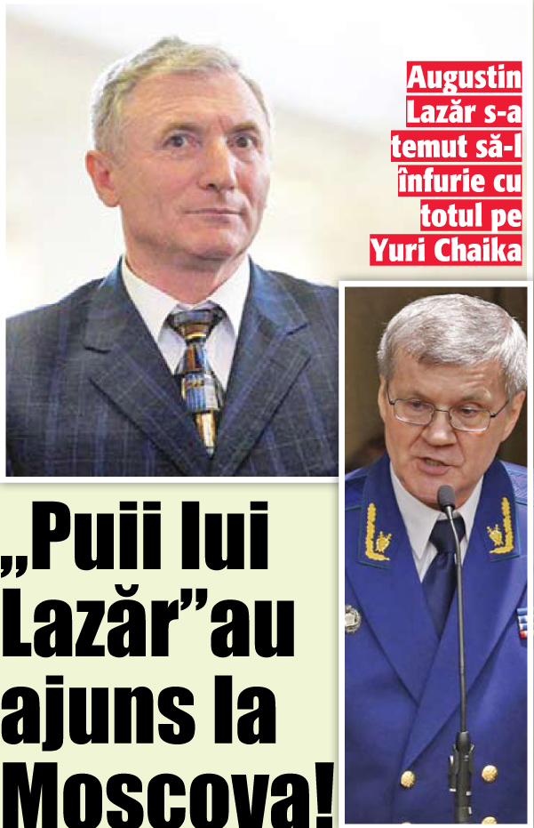 "0aaa2 03 ""Puii lui Lazar""au ajuns la Moscova!"