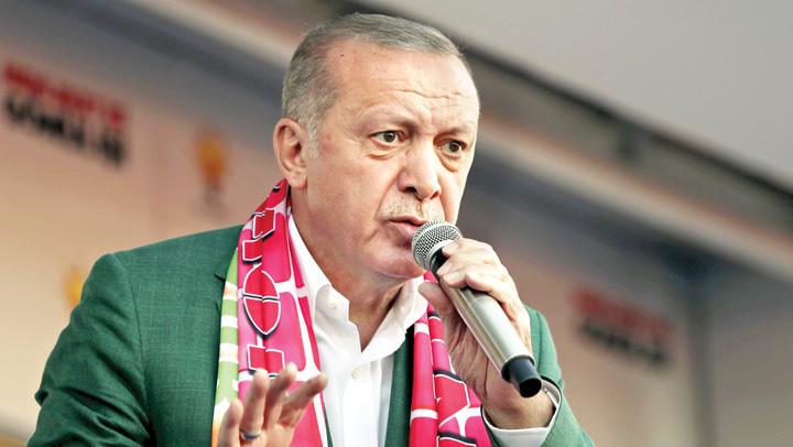 Atacul Din Noua Zeelanda: Erdogan Isi Pune Lumea In Cap