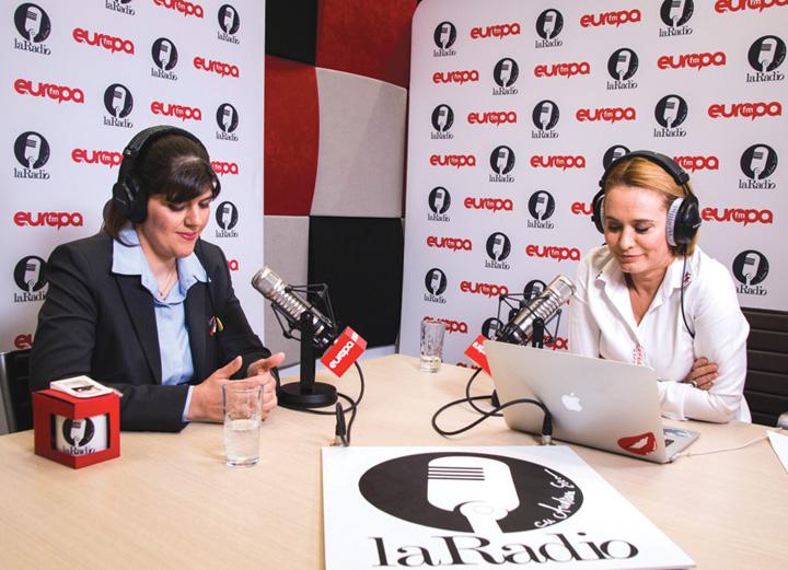 Laura Codruta Kovesi alaturi de Andreea Esca la Europa FM Kovesi. De ce presedinte?